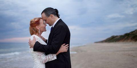 Liisa and Dave Baun