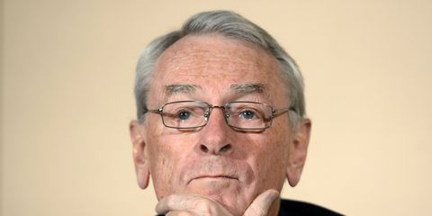 Dick Pound leads WADA commission.