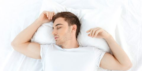 Why you shouldn't sleep in