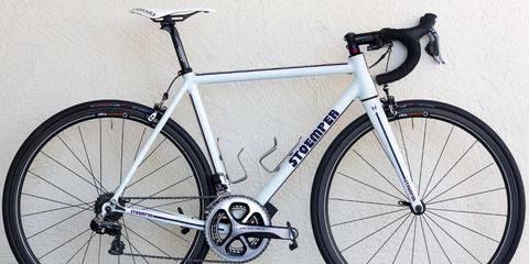 One tester said the aluminum Darrell rides more like a steel bike than some steel bikes