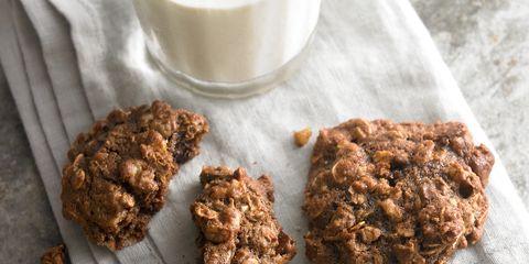 Chocolate-Oatmeal Cookies