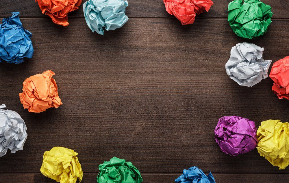 4 Simple Things to Do When You're Stuck In a Creative Rut