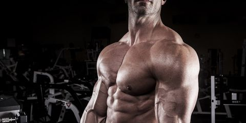 gain muscle lose weight