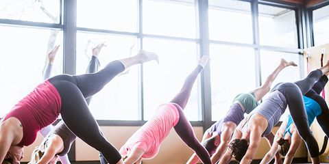 Best Moves For Yoga Haters
