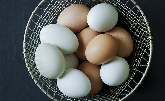 duck eggs ok in an anti-inflammatory diet