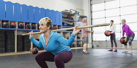 6 Ways Your Workout Should Change At 30