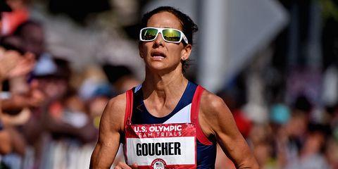 Goucher Finish