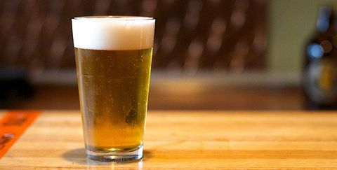 Your Post-Ride Pint Might Actually Be Good for You