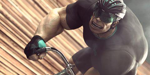 Ion Gottlich Italian track cyclist