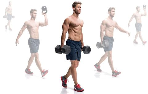 7 Ways to Do the Farmer's Walk