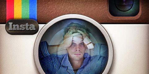 instagram affects sleep