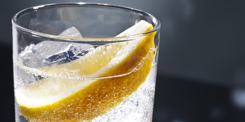Seltzer Water May Rot Your Teeth
