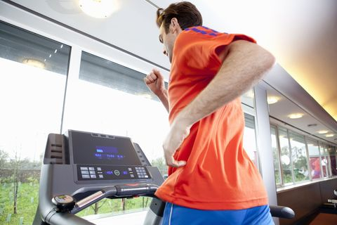 Three Hill Workouts for the Treadmill