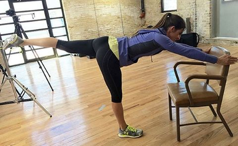 The No-Gym, Full-Body Workout You've Been Waiting For