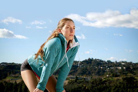 Find Zen Through Running