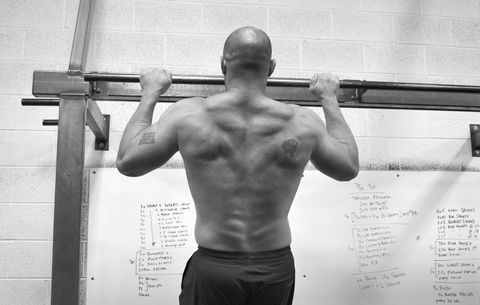The 100-Rep Burpee-Pullup Challenge