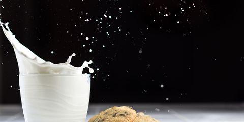 milk cookies training carbs