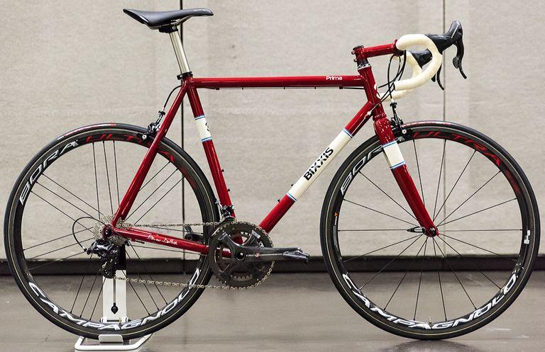 First Look: BIXXIS Prima Italian Steel Road Bike | Bicycling