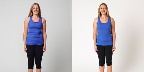 Carrie Walsh lost 7 pounds in 30 days with Fit In 10 Belly Fix