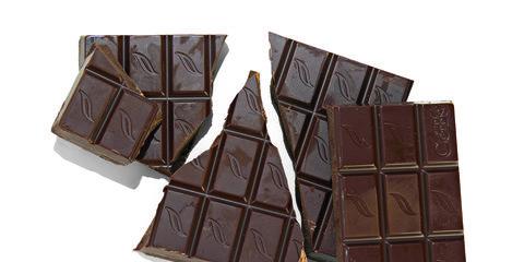 Dark chocolate can boost performance