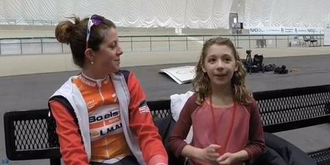 Evie Stevens interview