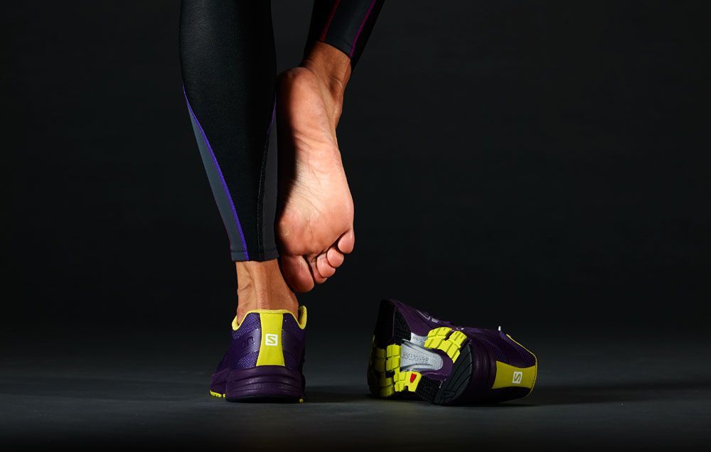 Fix Those Nagging Foot Cramps | Runner's World