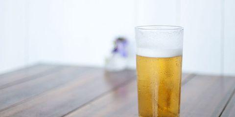 Left Over Beer