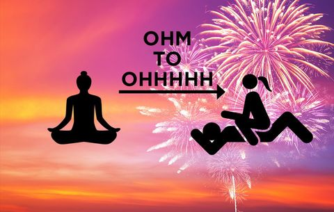 How to Meditate for More Orgasms