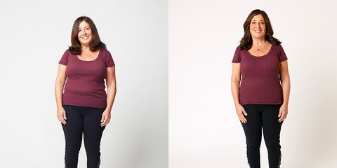 Paula Derrow weight loss before and after