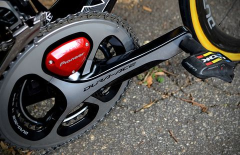 How to Use a Power Meter to Lose Weight