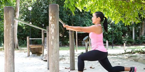 No Squat Thigh Moves