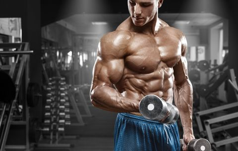 NEW STUDY: How to Activate More Muscle Fibers—With Your Mind