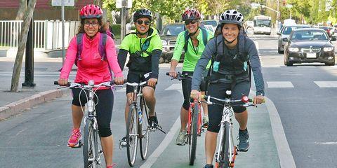 bike pool san jose cyclists bike to work