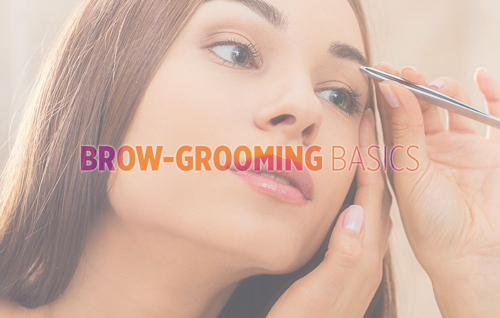 How To Tweeze Your Brows Without Totally Effing Them Up Womens Health