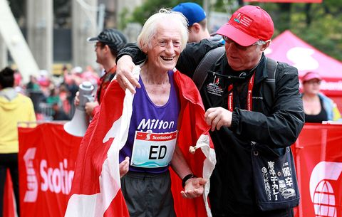 Ed Whitlock, 85, Is Not Satisfied With His Latest World Record
