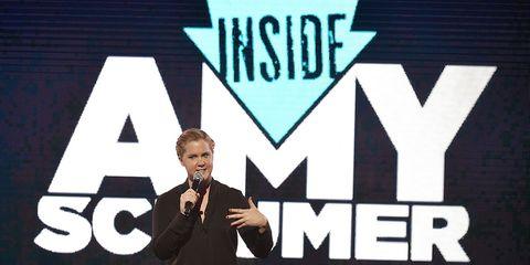 Amy Schumer vs Glamour Magazine