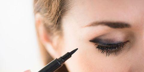 Pencil or liquid eyeliner?