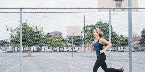 female runner private parts health