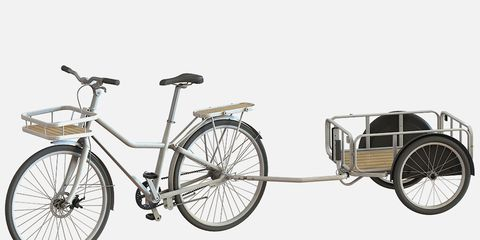 ikea sladda utility bike for urban commuting