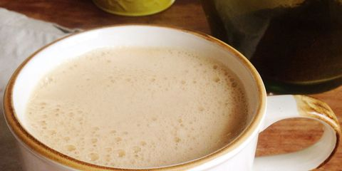 xanthan gum latte
