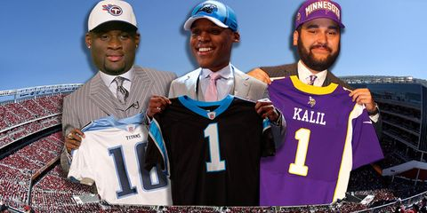 NFL Draft vs Super Bowl