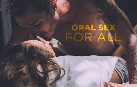men who love to give oral sex