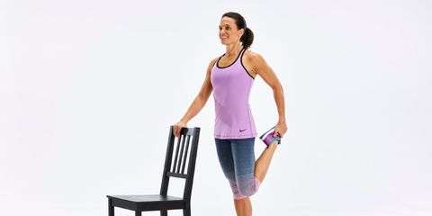 Workout For Walkers With Bad Knees