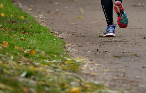 How Does Your Running Stride Change When You're Tired?