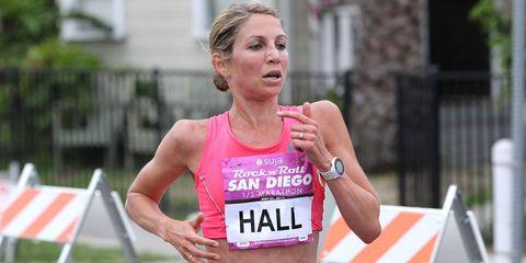 Sara Hall 2015