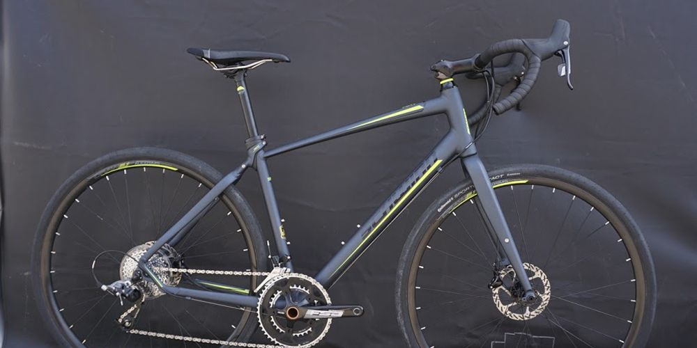 First Look Schwinn Vantage Rx1 Adventure Bike Bicycling