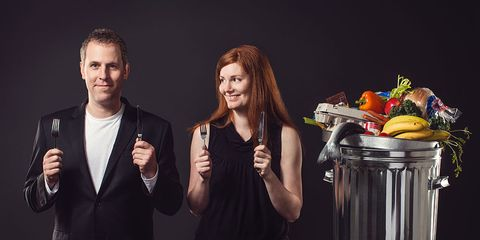 Jen Rustemeyer and her husband Grant Baldwin