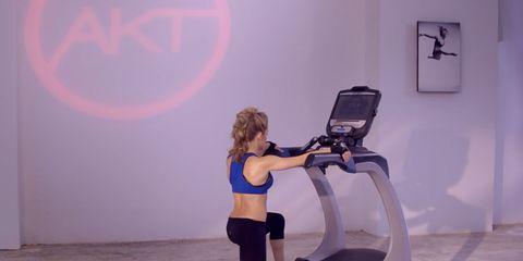 Treadmill Walking Workout For A Firm Butt