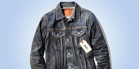 buying used clothing