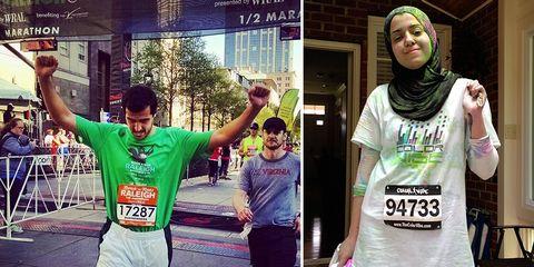Yousef and Razan Abu-Salha